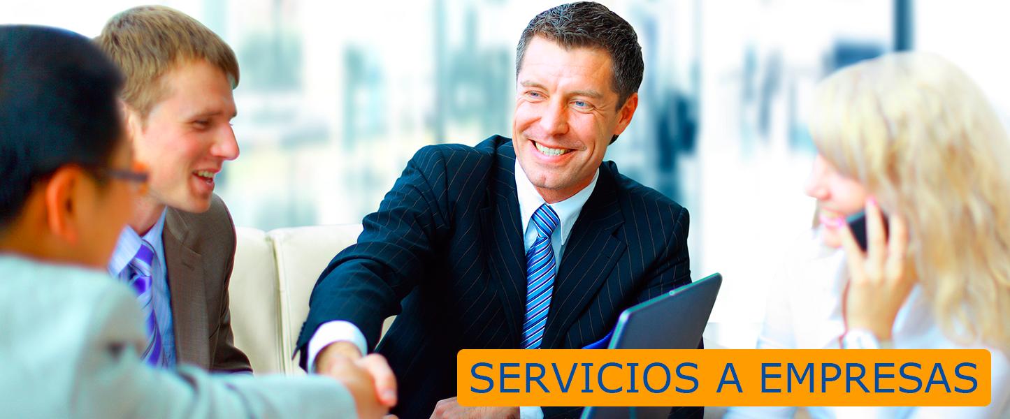 servicios a empresas em
