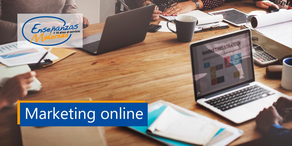 importancia del marketing online
