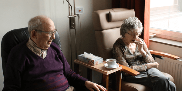 Atención Sociosanitaria a Personas Dependientes en Instituciones Sociales